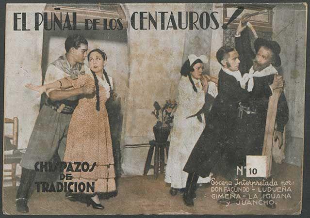 Argentinische Theater- und Romanzeitschriften