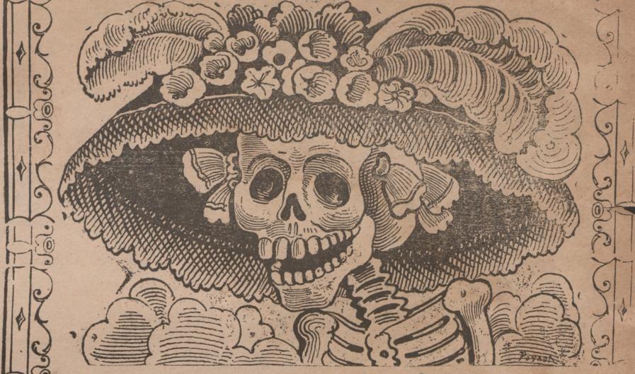 Mexikanische Druckgrafiken